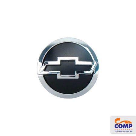 Emblema-Grade-Preto-Cromado-Corsa-Marcon-R08240-2008-2007-2006-2005-2004-2003-1