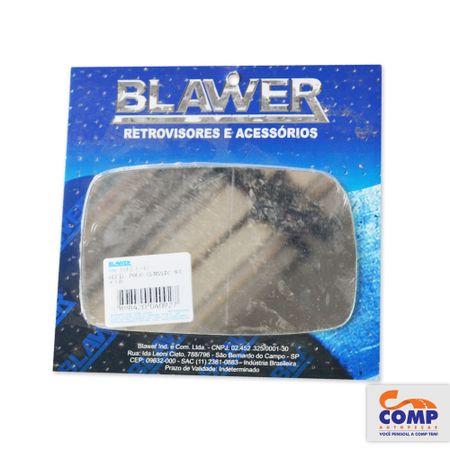 Lente-Retrovisor-Direito-Polo-Classic-1011D-1997-1998-1999-Blawer-1011-D-Lado-1