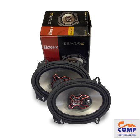 Par-Alto-Falante-Triaxial-Bravox-Polegadas-80W-RMS-4-Ohms-B3X68-som-audio-comp-1