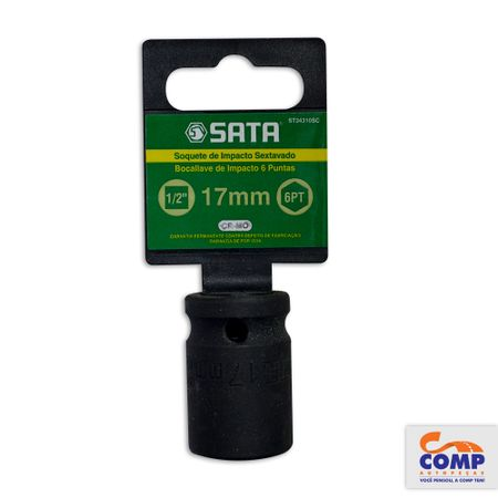 ST34310SC-7891645084066-Soquete-Impacto-Sextavado-Sata-17mm-Encaixe-1-2-Aco-Cromo-Molibdenio-comp-1