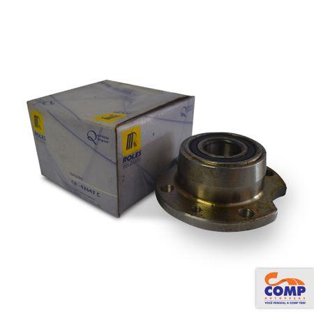 Cubo-Roda-Traseiro-Autho-Mix-Fiorino-Elba-4-furos-Rolamento-CR42647C-1994-1993-1992-1991-1990-comp-1