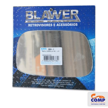 Lente-Retrovisor-Esquerdo-Blawer-Corolla-2002-2001-2000-1999-1998-1997-1996-1995-1994-R5004E-comp-1
