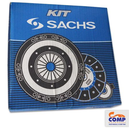 Kit-Embreagem-Sachs-Fox-Gol-Golf-Polo-Saveiro-SpaceFox-Voyage-A3-6291-2019-2018-2017-2016-comp-2