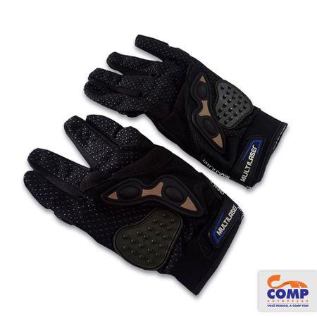 Luva-Raptor-DL-Preta-Tamanho-G-Multilaser-MT011-Motoqueiro-Moto-Motociclista-comp-1
