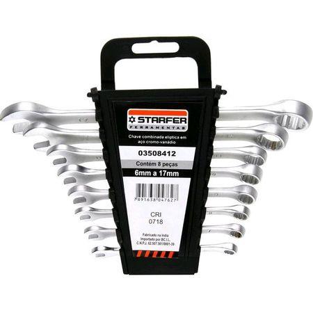 Jogo-chave-combinada-cromo-vanadio-6-17MM-Starfer-3508412-comp-1