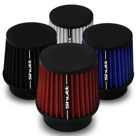 7898911665554-Filtro-Ar-Esportivo-Mono-Fluxo-Universal-Conico-52mm-Azul-Shutt-YH4005-comp-1
